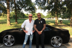 """Slim Thug Greets Anthony Bourdain For Houston """"Parts Unknown"""" Episode"""