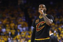 """LeBron James' Playoff Performance Has Been Fuelled By """"The GodFather"""""""