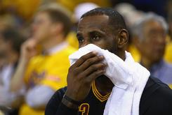 Someone Changed CryingJordan.Com To Redirect You To The Cleveland Cavaliers Website