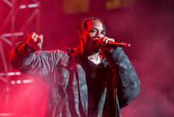 "Travis Scott Is Still Working On ""Birds In The Trap Sing McKnight"""