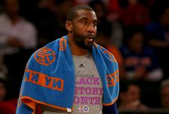 Amar'e Stoudemire Announces That He'll Continue Playing Professional Basketball In Jerusalem