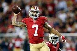 Colin Kaepernick's Jersey Is Now The Top-Selling Selling Jersey At NFL Shop