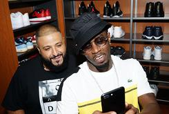 DJ Khaled Introduces His Own Champs Sports In Miami