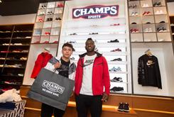 Teen Who Gifted His Teacher Air Jordans Gets Shopping Spree At DJ Khaled's Champs Sports Store