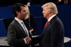 Donald Trump Jr.'s College Classmate Says Donald Trump Was Physically Abusive
