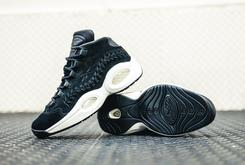 Cornrow-Inspired Reebok Questions Available Now