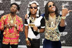 "Migos Announce ""T-Shirt"" Single Dropping This Week"