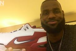 LeBron Announces His First Signature Sneaker Is Coming Back