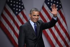 O Captain, My Captain: Twitter Says Goodbye To President Obama