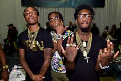 """Watch Migos Freestyle """"Dab Of Ranch"""""""