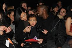 Kanye West & Kim Kardashian Made A Yeezy Kids Line