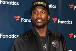 Meek Mill Reveals Cryptic Artwork On Instagram