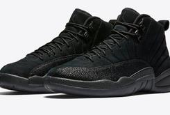 "Black ""OVO"" Air Jordan 12s Will Be More Limited Than The Yeezy Boosts"