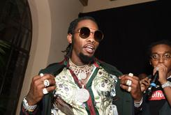 Migos' Offset Gets A Valentine's Day Shoutout From Cardi B