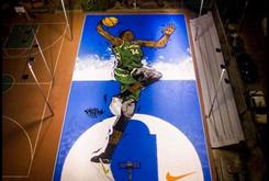 Giannis Antetokounmpo's Hometown Court In Greece Gets Incredible Makeover