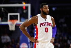 Detroit Pistons' Andre Drummond Showcases His Rap Ability