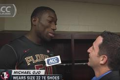 Nike Spent $15,000 To Make Size 22 Sneakers For This FSU Player