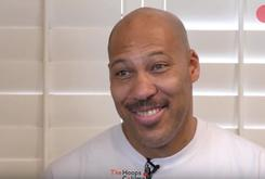 Footage Of LaVar Ball Playing Hoops In A Rec League Surfaces