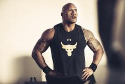 "Under Armour And Dwayne Johnson Launch ""Project Rock"" Footwear And Apparel Collection"