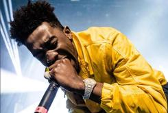 Desiigner Kisses Female Fan At A Concert