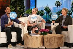 """Watch Ludacris Play A Game Of """"Never Have I Ever"""" With Chelsea Handler On Ellen"""