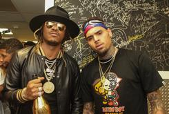 Chris Brown Brings Out Future & Usher In Atlanta