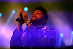 Preview A Sample Of The Weeknd's Unreleased PUMA Sneaker
