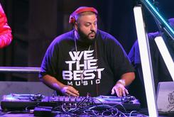 DJ Khaled Gets Son's Name Put On A New Chain
