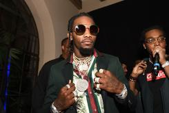 Migos' Offset Threatens To Beat Up Hot 97's Ebro Over Instagram Comment
