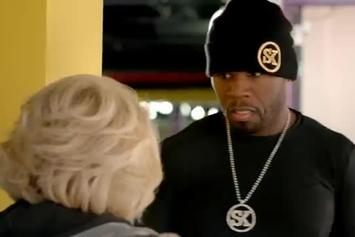 """50 Cent """"SK Energy Commercial With Joan Rivers"""" Video"""