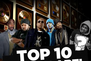 Top 10 Major Label Solo Debuts