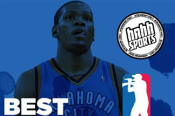 NBA's 10 Best Rappers