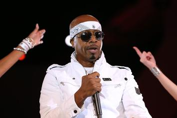 MC Hammer Arrested For Obstruction, Claims Racial Profiling
