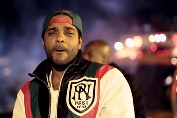 "Jim Jones Reveals He Had ""Harlem Shake"" Beat For A Year"
