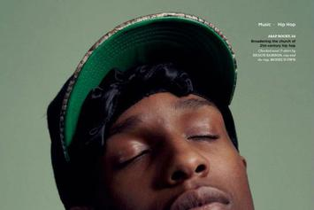 Kendrick Lamar, A$AP Rocky, Meek Mill & More Featured In GQ Style UK