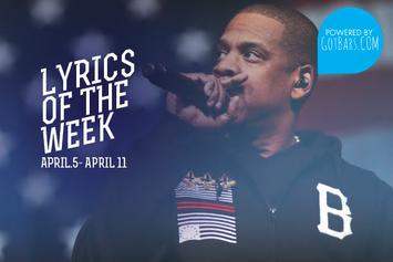 Lyrics Of The Week: April 5th-11th