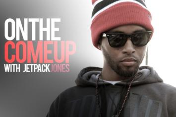 On The Come-Up: Jetpack Jones