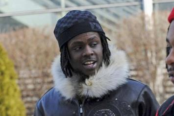 Chief Keef Arrested For Speeding, Caught Doing 110mph In A 55 Zone [Update: Footage Added]