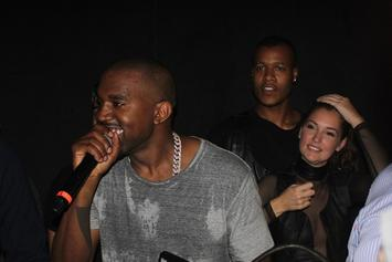 "Kanye West Speaks On ""Yeezus"" At Album Listening In NYC"