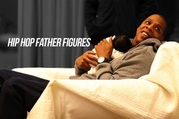 Hip Hop Father Figures