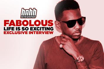 "Fabolous ""Fabolous Talks NBA, Sneakers, Inspiration & ""Loso's Way 2"""" Video"
