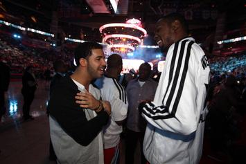 Drake & Kevin Durant Debate Who Won SMACK/URL Rap Battle Between Tsu Surf & Hollow Da Don