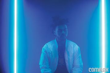 The Weeknd Covers Complex Magazine, Does His First Interview Ever