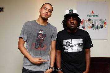 "J. Cole Announces ""What Dreams May Come Tour"" With Wale [Update: More North American Tour Dates Added]"