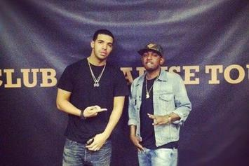 "Kendrick Lamar Hopes To Be Featured On Drake's ""Nothing Was The Same"""