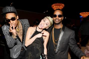 "Juicy J Calls Miley Cyrus ""The Best Twerker, Hands Down"""
