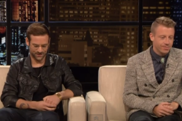 "Macklemore Feat. Ryan Leslie ""Talks VMAs, ""Same Love"" On Chelsea Lately"" Video"