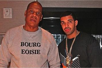 "Jay Z Featured On Outro To Drake's ""Nothing Was The Same"""