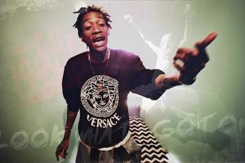 "Wiz Khalifa ""Look What I Got On "" Video"