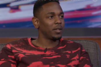 "Kendrick Lamar ""Interview With Arsenio Hall"" Video"